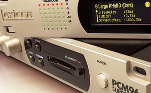 美國LEXICON PCM96效果器
